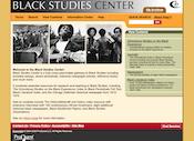 Featured Database Black Studies Center