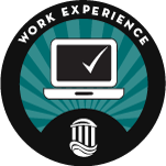 work experience merit badge