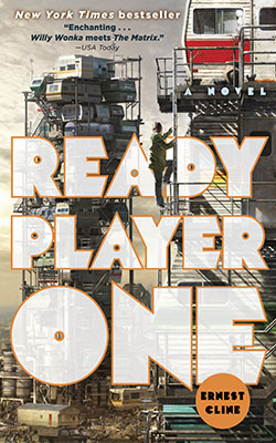 Cover of 2017 Big Read selection, Ready Player One