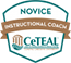 CeTEAL Instructioanl Coach Novice Badge
