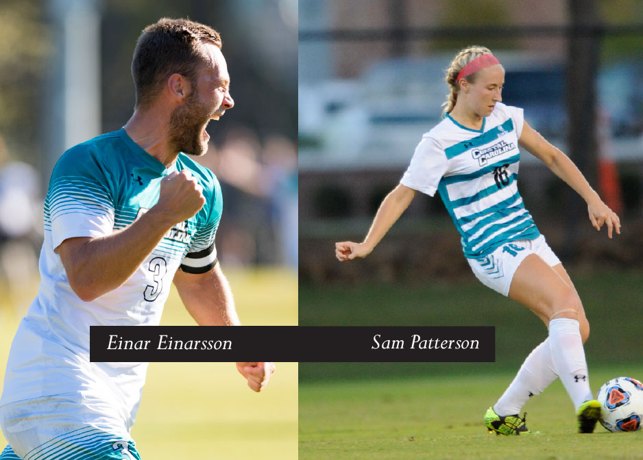 Teal and Bronze - Chanticleers on the Rise - Soccer