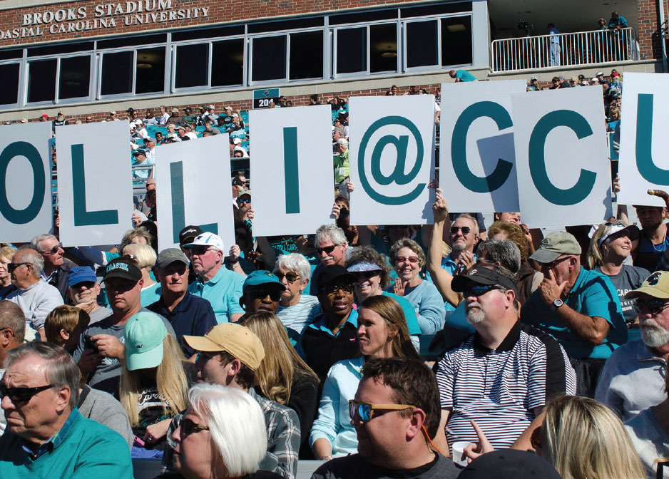 OLLI@CCU receives its second $1 million grant