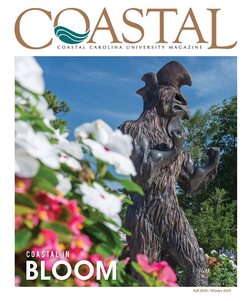 Coastal Magazine Cover Fall Winter 2018