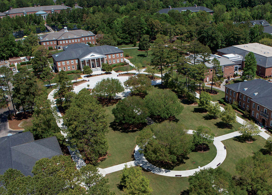 Coastal Carolina University has been named in the top 50 of the best oceanside colleges and universities in the country in an annual ranking by College Choice.