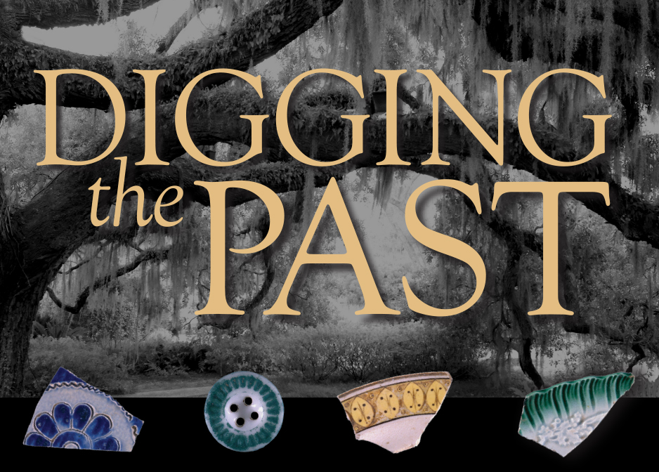 Digging the Past - Title Slide