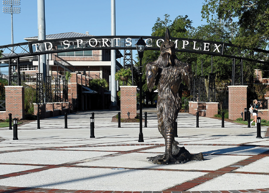 Making of an Icon - The bronze Chauncey Statue at the TD Sports Complex