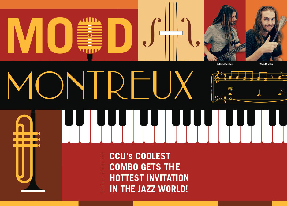 Mood Montreux Cover