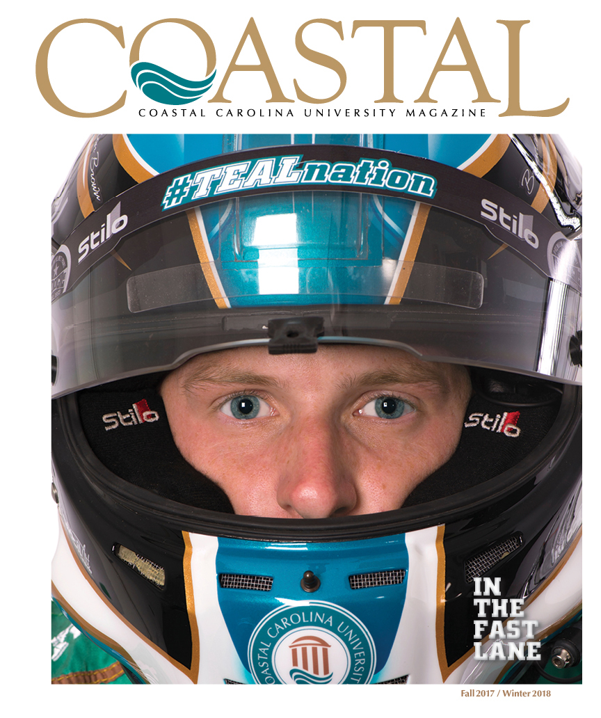 Coastal Magazine - Cover