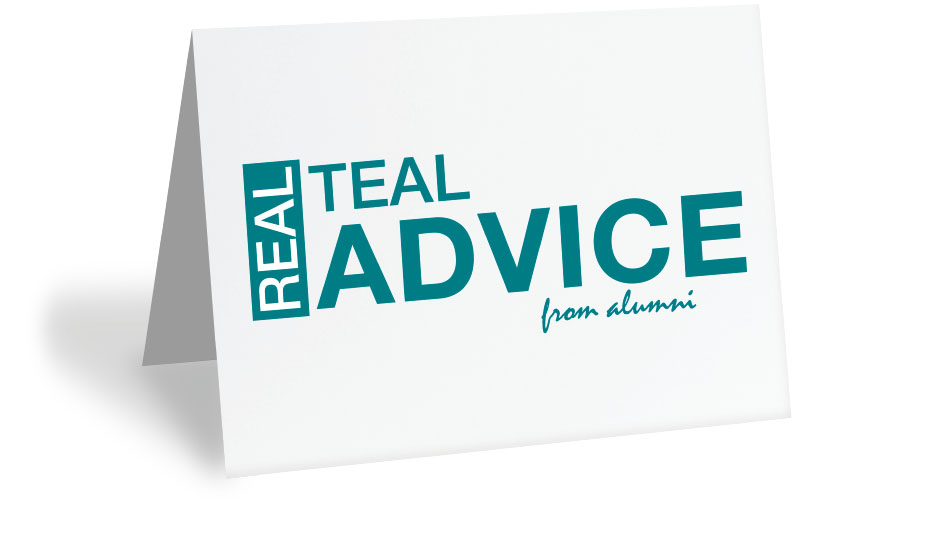Real Teal Advice - Banner
