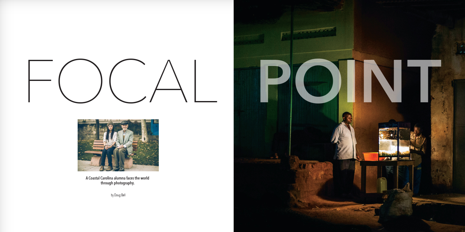 Magazine - Feature - Focal Point