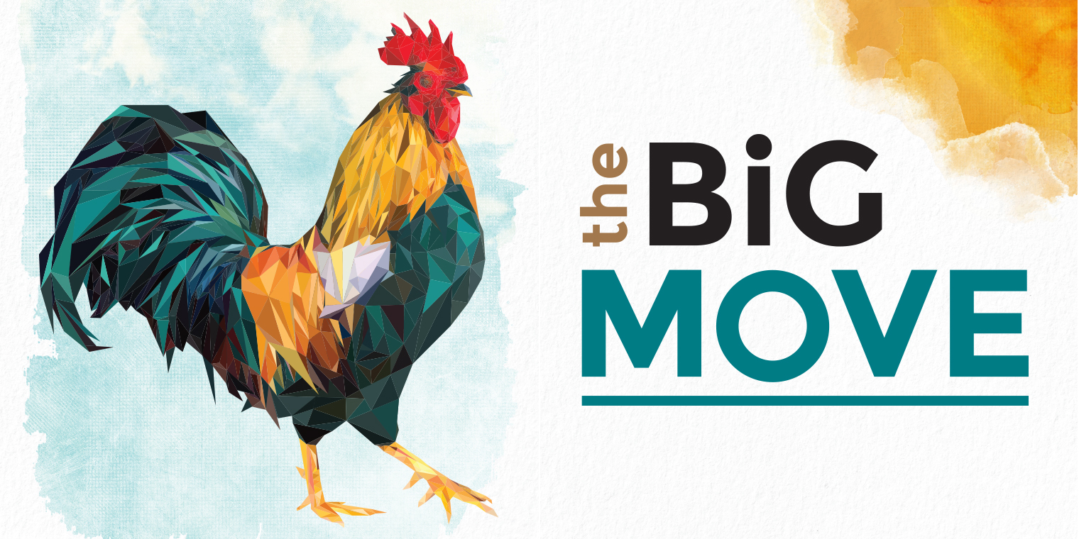 Magazine - Feature - The Big Move