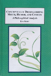 Published - Conceptually Distinguishing Mirth, Humor and Comedy
