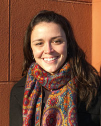 Young Alumnus Meghan Laffin