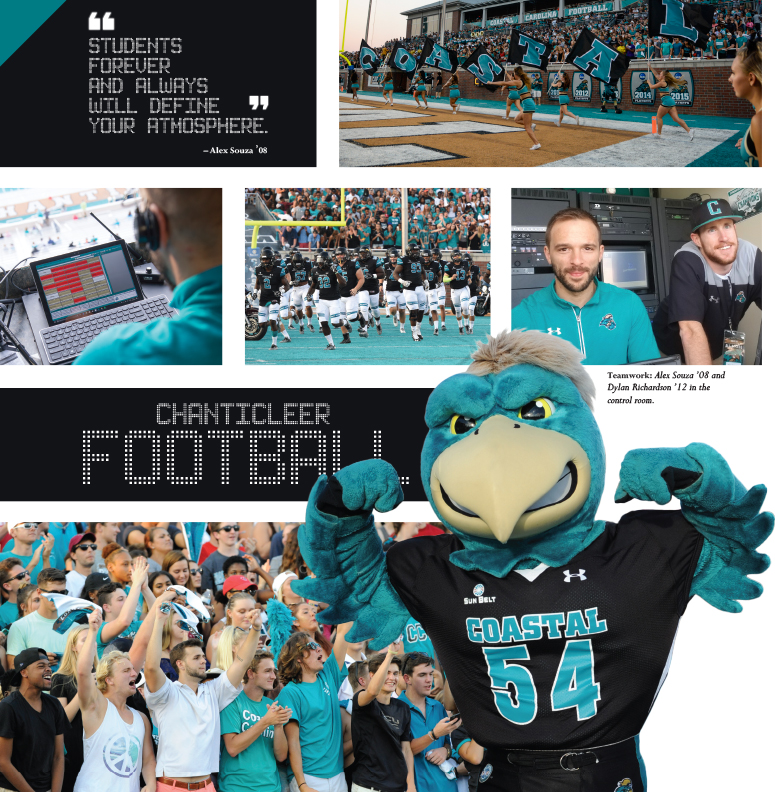 Behind the Games - Chanticleer Football