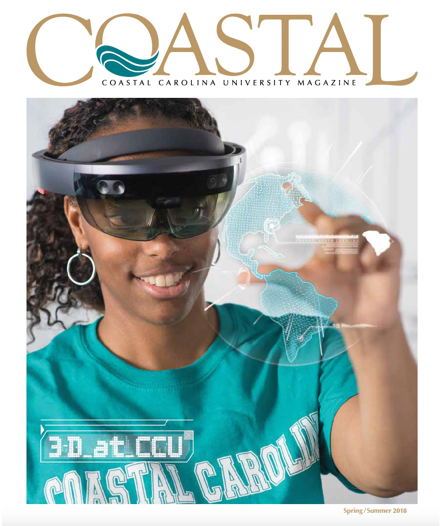 Coastal Magazine Cover Spring/Summer 2018
