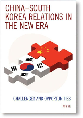 Cover of China-South Korea Relations in the New Era