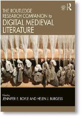 Cover of The Routledge Research Companion to Digital Medieval Literature
