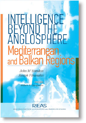Cover of Intelligence Beyond the Anglosphere: Mediterranean and Balkan Regions