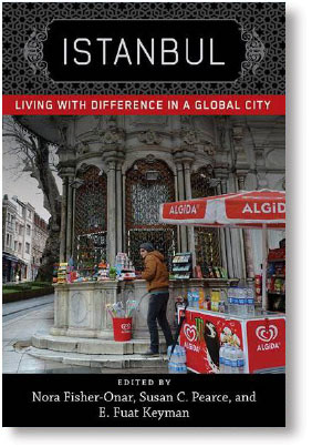 Cover of Istanbul: Living with Difference in a Global City
