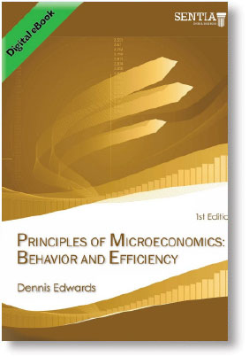 Cover of Principles of Microeconomics: Behavior and Efficiency