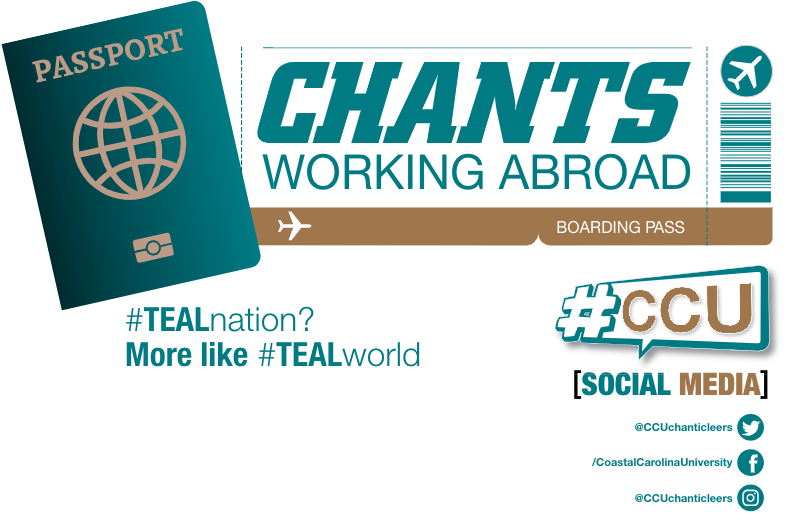 Chants working abroad