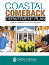 Coastal Comeback Department Plan - Cover
