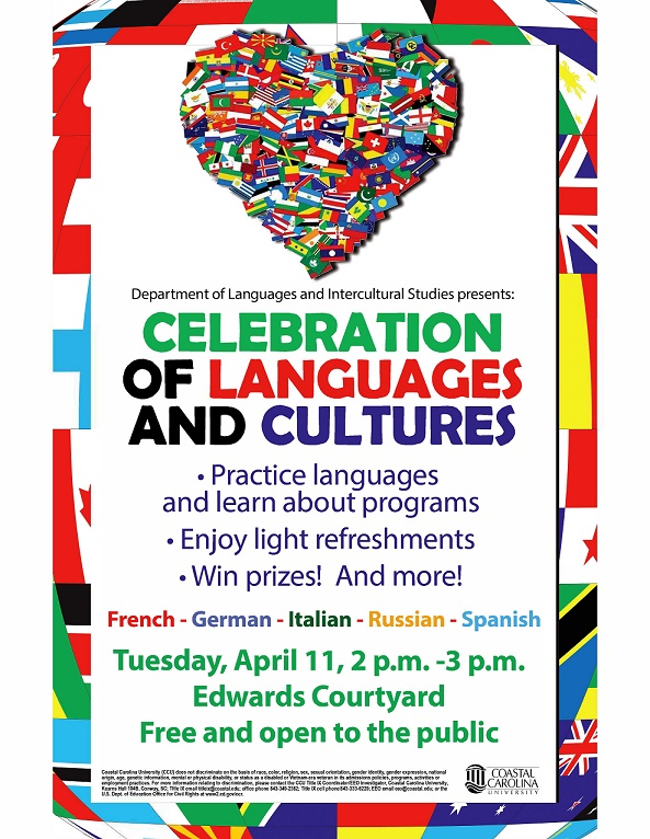 April Languages and Cultures Celebration