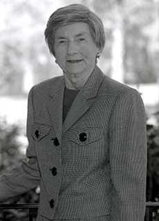 Alberta L. Quattlebaum, CCU Honorary Degree 1998 image