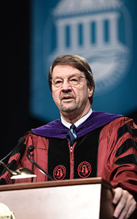 Edgar Dyer CCU Honorary Degree image