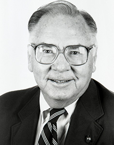 Philip H. Prince, CCU Honorary Degree 1995 image
