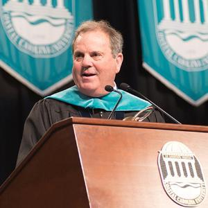 William Alford CCU Honorary Degree 2017 image