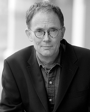 William Gibson CCU Honorary Degree image