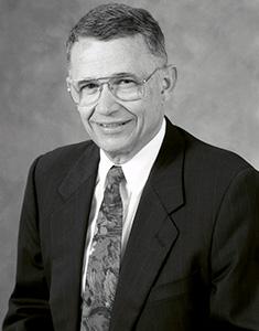 William Davis CCU Honorary Degree image 1999