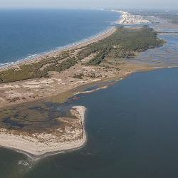Explore Waties Island aerial for video