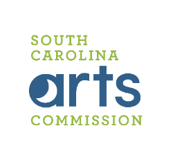 South Carolina Arts Commission Logo Stacked