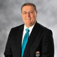 Coastal Carolina University President David A. DeCenzo
