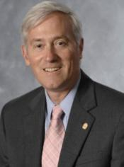 Michael Roberts, Dean, College of Science
