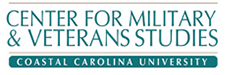 Center for Military and Veteran Studies at CCU logo