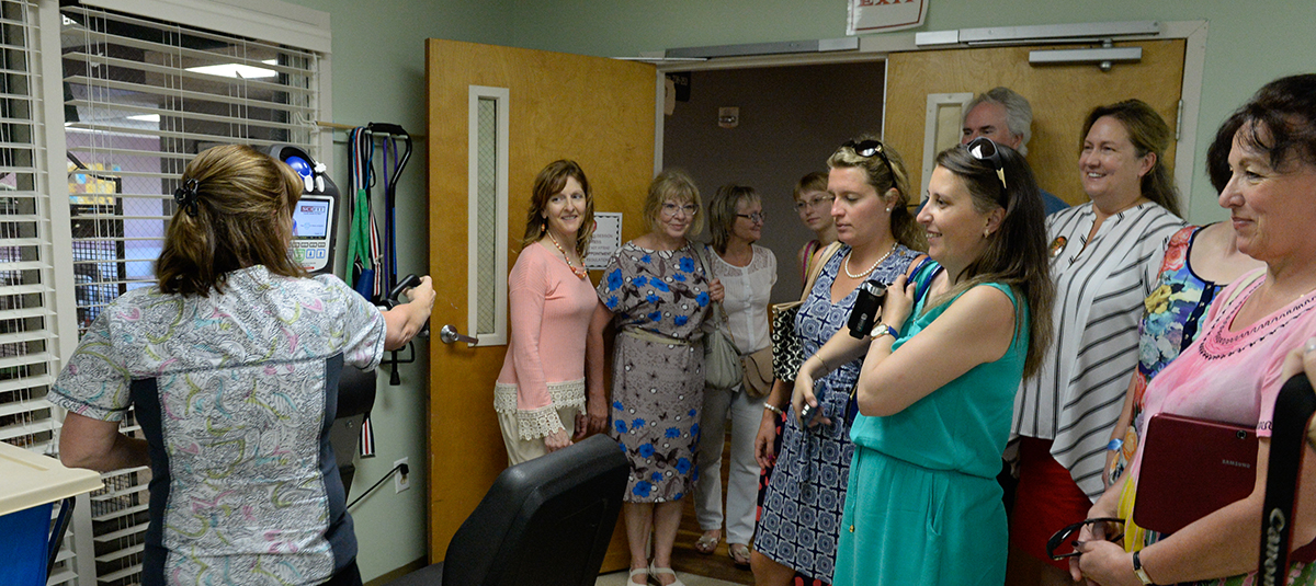 Russians in Conway, South Carolina nursing home
