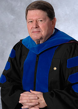 Gerald Boyles, Distinguished Professor Emeritus