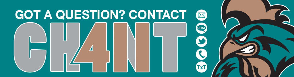 Got aQuestion? Contact CHANT 411, Click to visit.