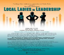 Local Ladies in Leadership