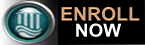 Enroll Now New button