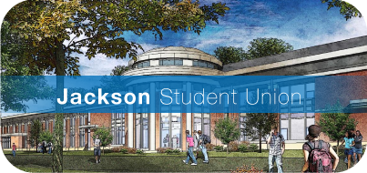 jackson student union button for chant411 home page