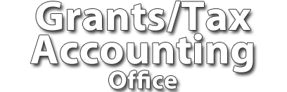 Grants/Tax Accounting Office