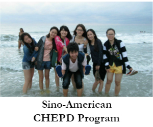 Sino-American CHEPD Program