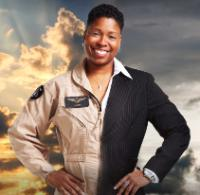 "Known simply as ""FlyGirl,"" Vernice ""FlyGirl"" Armour is America's first African-American female combat pilot. She served two tours of duty in Iraq flying attack helicopters in support of Operation Iraqi Freedom."