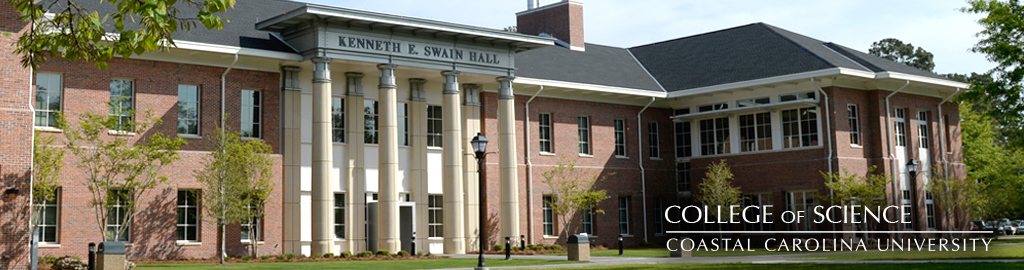 image of Swain Hall. click to visit college of science home page