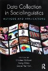 Image of the book, Data Collection in Sociolinguistics: Methods and Applications