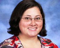 Amy McAllister-Skinner, Teacher of the Year 2012